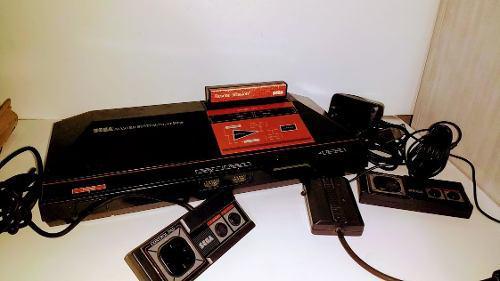 Sega Master System Completa 2 Juegos
