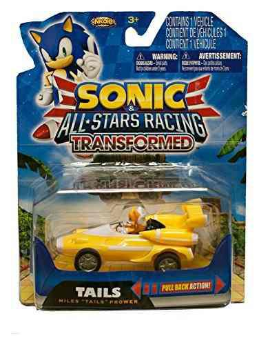 Sonic El Erizo Y Sega All Stars Racing Transformedmiles