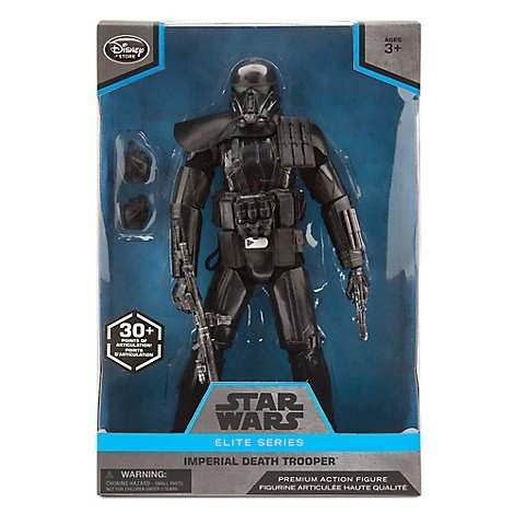 Star Wars Death Trooper Elite Series Premium Disney Store