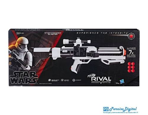 Star Wars Fist Order Stormtrooper Blaster Nerf Rival