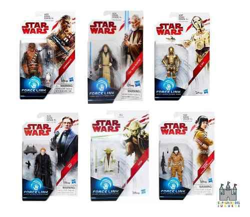Star Wars Force Link 6 Figuras Oferta
