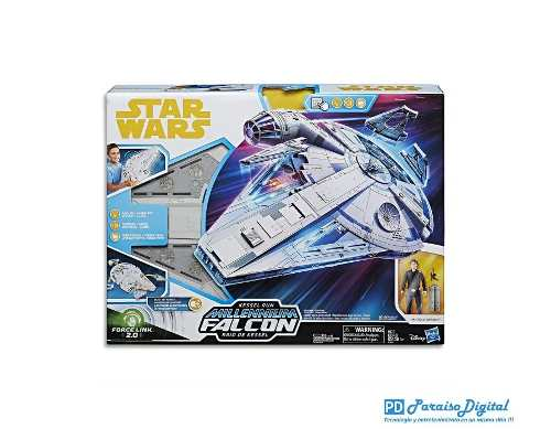 Star Wars Kessel Run Millennium Falcon Force Link 2.0