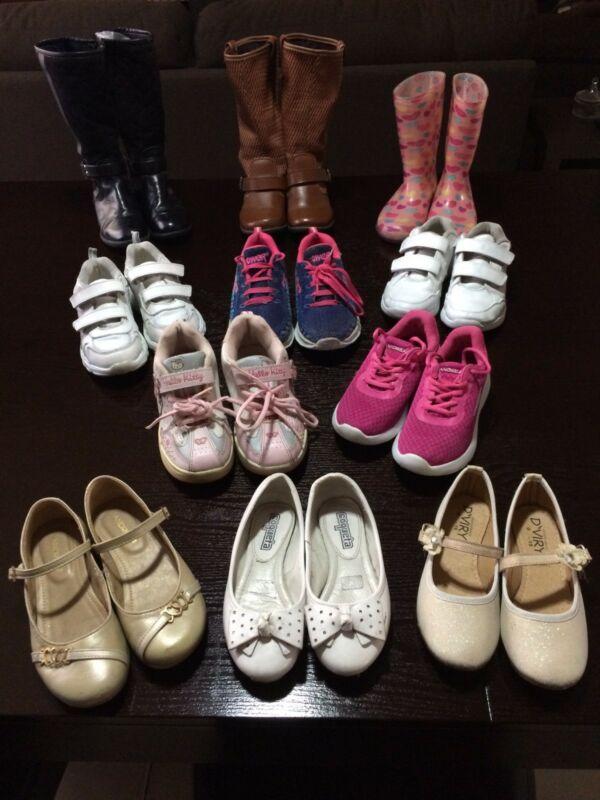 Variedad de zapatos número 19