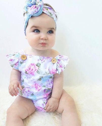 10 Turbantes Para Bebes Y Niñas