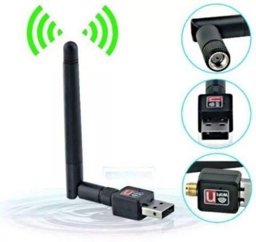 Antena Receptora Wifi Usb 2.0 Wirless 150mbps