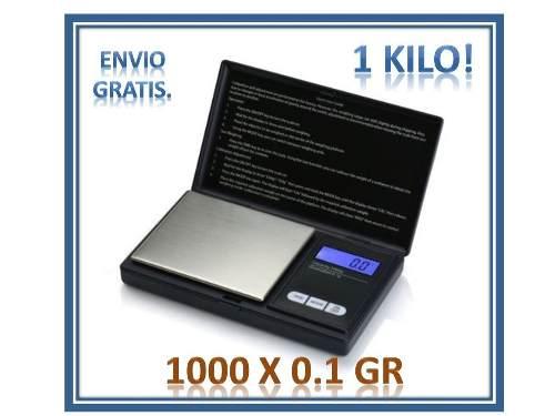 Bascula Digital Gramera Joyeria Joyero x0.1
