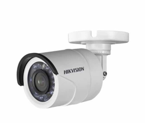 Camara Bala 720p Metal Hikvision Hd-tvi 20 M Ds2ce16c0tir