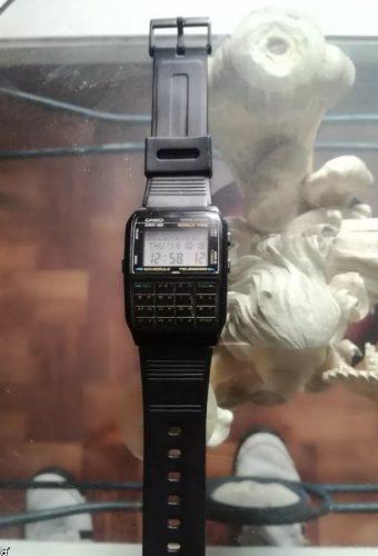 Dbc 62 Reloj Casio Calculadora Databank Japones Vintage