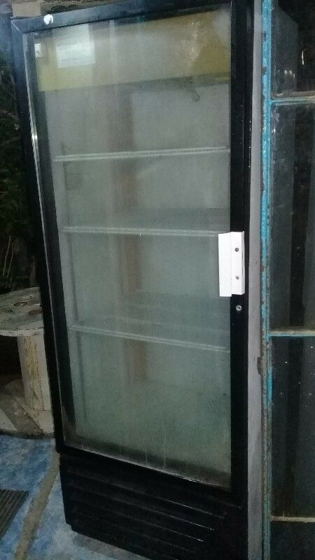 Enfriador puerta de cristal