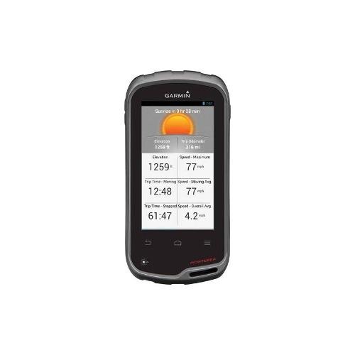 Garmin - Monterra 4 Gps Con Bluetooth Incorporado - Negro /