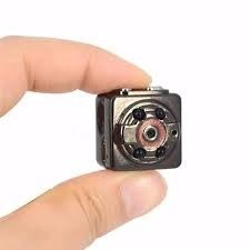 Mini Camara Espia Vision Nocturna Full Hd Det Movimiento Sq8