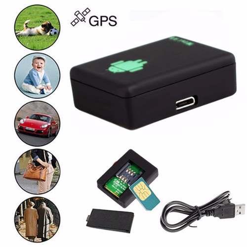 Mini Gps A8 En Tiempo Real Localizador Global Portatil Xto