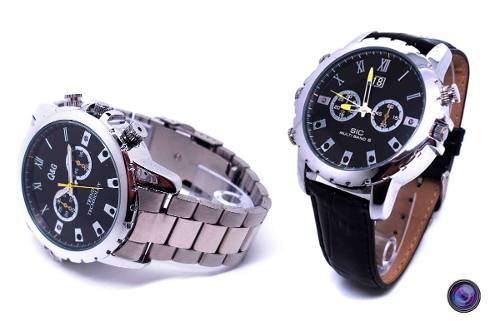 Reloj Espia Camara Hd Full p 16gb Vision Nocturna