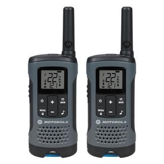 2 Radios Motorola Walkie Talkie T Km Micro Usb Recarga