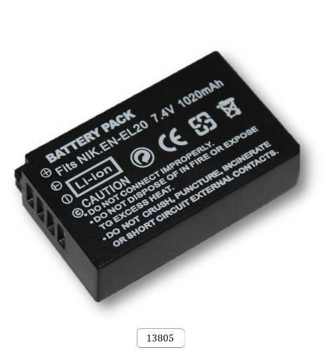 Bateria Mod. 13805 Para Nikon Coolpix P1000