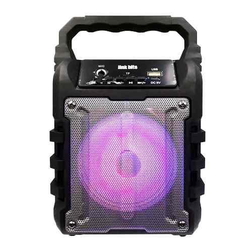 Bocina Bluetooth Usb, Tf, Fm, Karaoke Va459tp