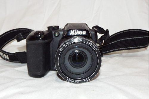 Camara Digital Nikon Coolpix B500 Wi-fi®, Nfc Y Bluetooth®