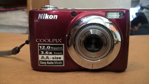 Camara Digital Nikon Coolpix L22 Para Partes