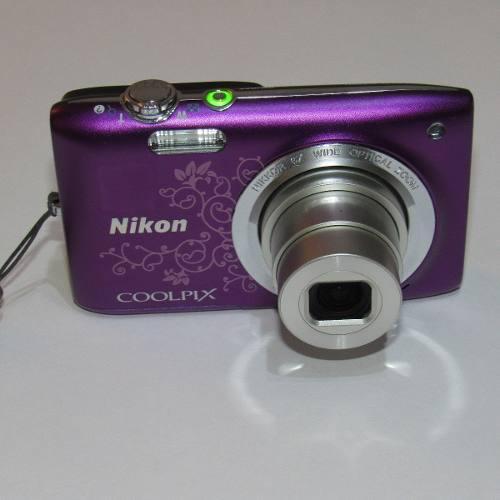 Camara Digital Nikon Coolpix S2700 (envío Gratis)
