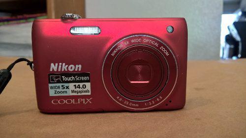Camara Digital Nikon Coolpix S4100 Para Partes