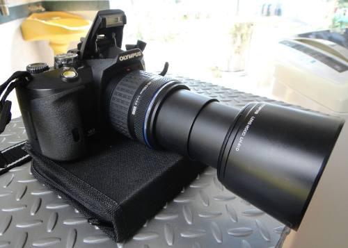 Camara Digital Olympus E510 (lente 40-150mm)