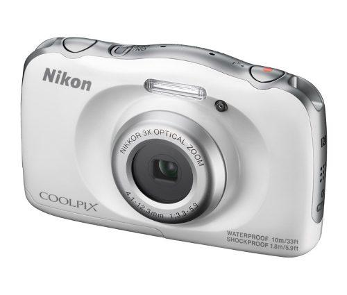 Camara Digital Para Aventureros Nikon W100 Vs Agua Nieve Etc