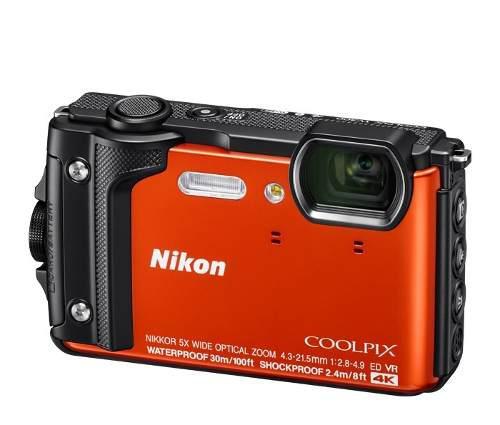 Camara Digital Para Aventureros Nikon W300 Vs Agua Nieve Etc