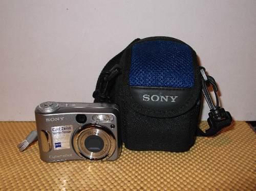 Camara Digital Sony Cybershot Dsc-s60 4.1 Mgpx (01)