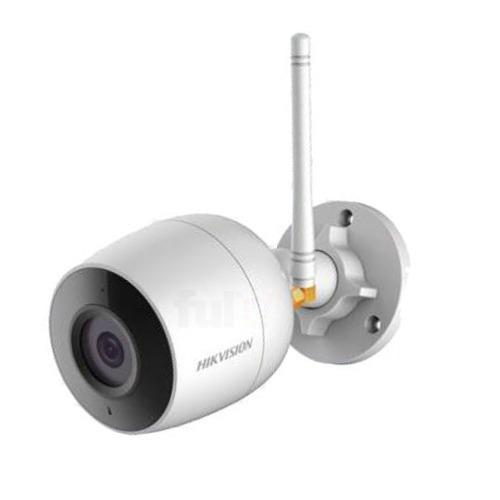 Camara Ip 2 Mp Bala Wifi Exteriores Ir Ds-2cd2023g0d-iw2
