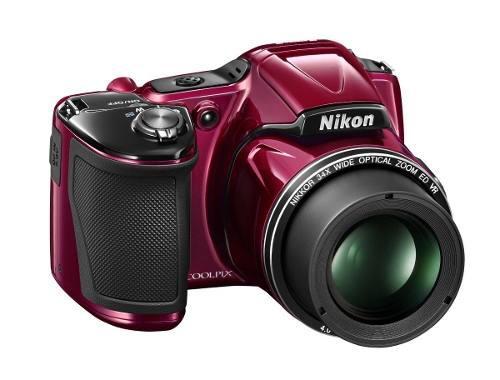Camara Nikon Coolpix L830 16mpx 34x Funda De Regalo