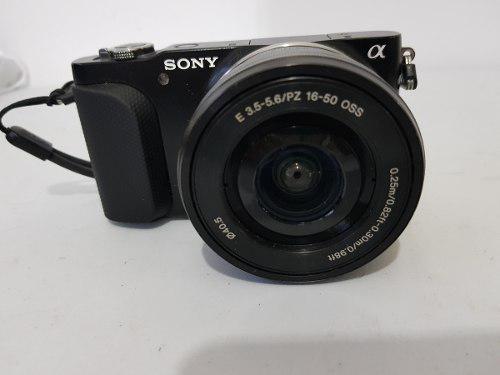 Camara Sony Nex-3n Montura E Lente 16-50 Sin Fallas