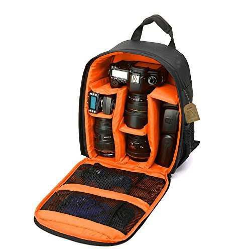 Camera Backpack Dslr Slr Camera Bag Camera Case Waterproof F