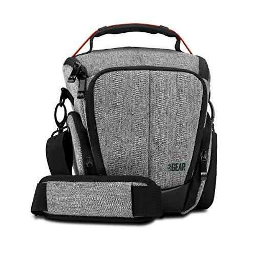 Camera Bag Case For Dslr Digital Slr With Soft Cushioned Int