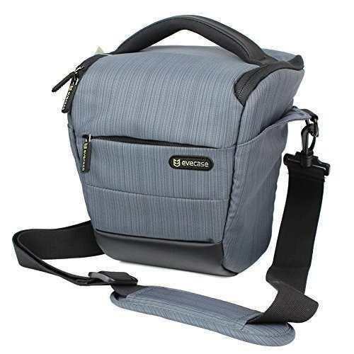 Camera Case Evecase Digital Slr / Dslr Professional Camera S