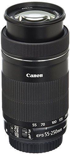 Canon Ef-s 55-250mm F4-5.6 Is Stm Lens For Canon Slr Camera