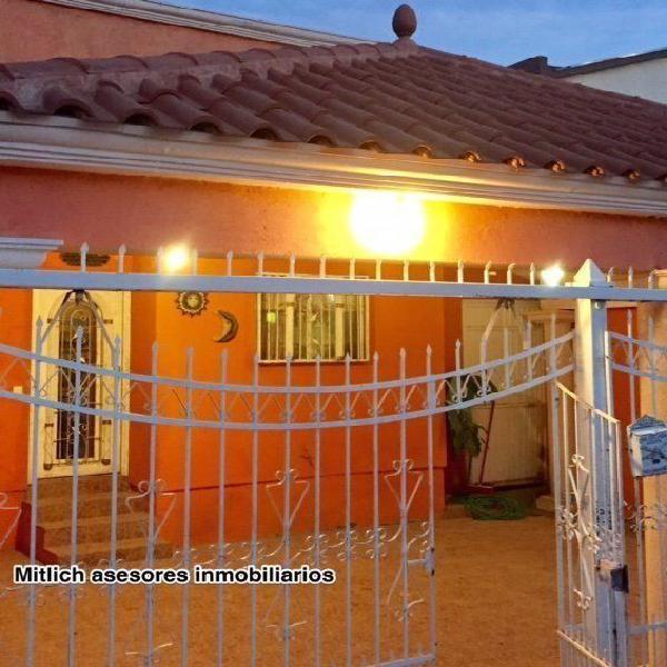 Casa En Venta Una Planta Col. Cerro de la Cruz