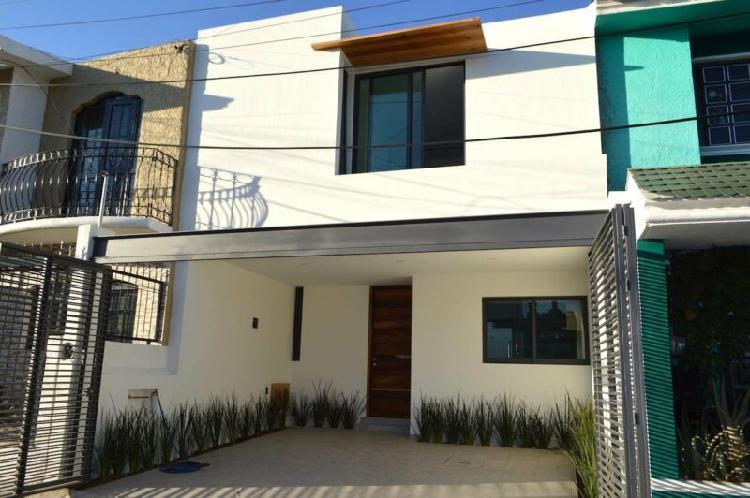Casa Nueva en Tabachines, Zapopan