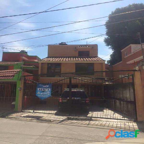 Casa en venta cerca del hipico de Coapexpan