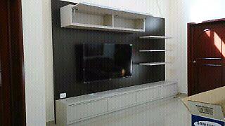 Centro para tv