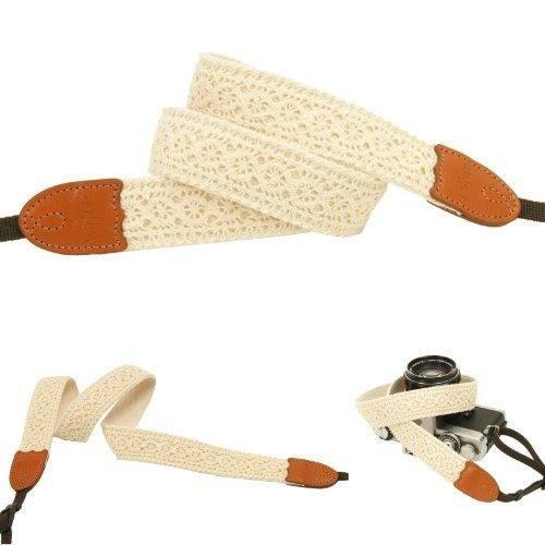 Circle Lace Camera Neck Strap For Film Slr Dslr Rf Digital C