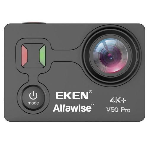 Cámara De Acción Eken Alfawise V50 Pro Imx 258 Coms