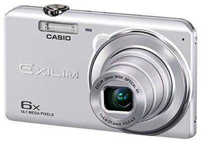Cámara Digital Casio Exilim Ex-zs29sr 26mm Zoom Óptico 6x