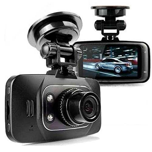 Cámara Digital Hd Automóvil Con Sensor De Movimiento