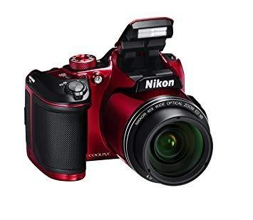 Cámara Digital Nikon Coolpix L840 Con Zoom Rojo Hasta 18