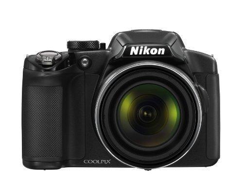 Cámara Digital Nikon Coolpix P510 De 16.1 Mp Cmos Con Zoom