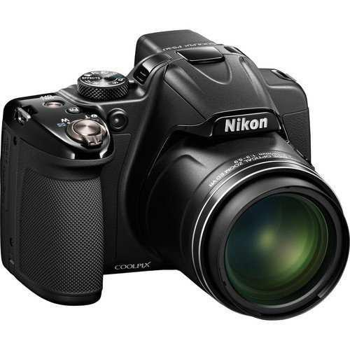 Cámara Digital Nikon Coolpix P530 16.1 Mp Cmos Con Lente Ni