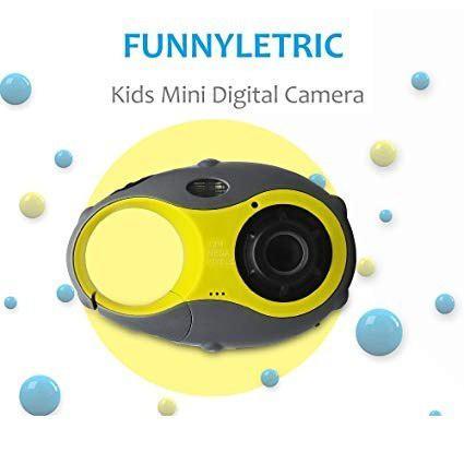 Cámara Digital Niños, Cámara Funnyletric Mini