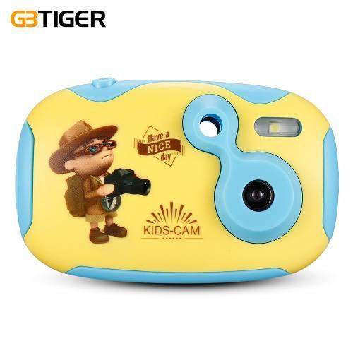 Cámara Digital Niños Mini 1080p 1.44inch Pantalla Gbtiger