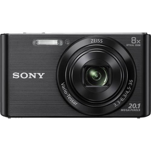 Cámara Digital Sony Dsc-w830 20.1mp Zoom Óptico 8x