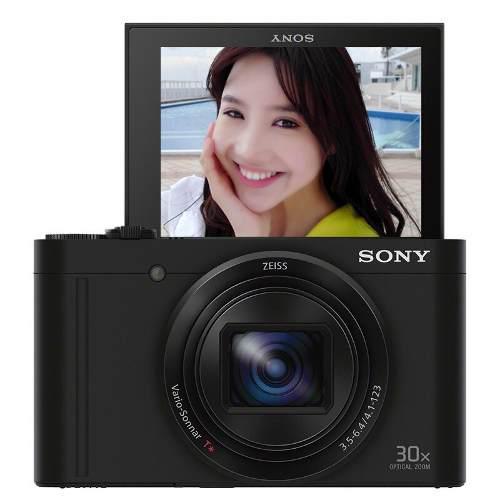 Cámara Digital Sony (Sony) Dsc -wx500 Negra (18.2 Millone
